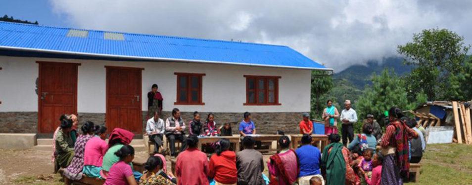 Nepal: Ein neues Kinderheim & zwei neue Schulen