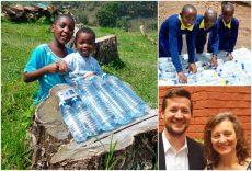 HELIOZ: Sauberes Trinkwasser mit einfacher Methode