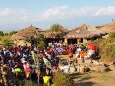 Sieben Jahre Africa Amini Alama: