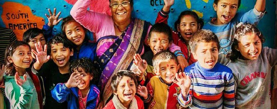 Begegnung mit Marokko und Nepal