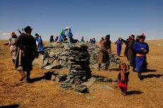 Mongolei: Bäume für die Belebung der Steppe