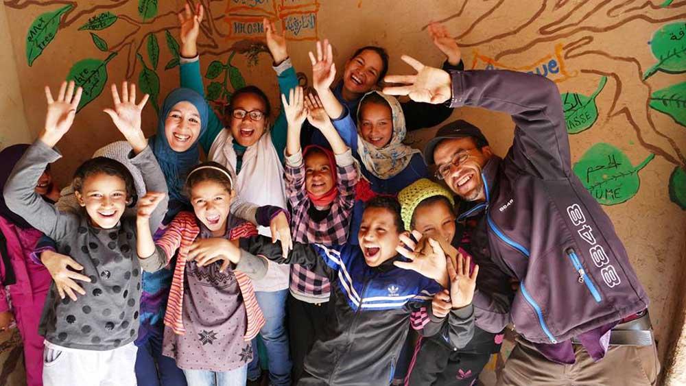 Inspirierende Tage in Marokko