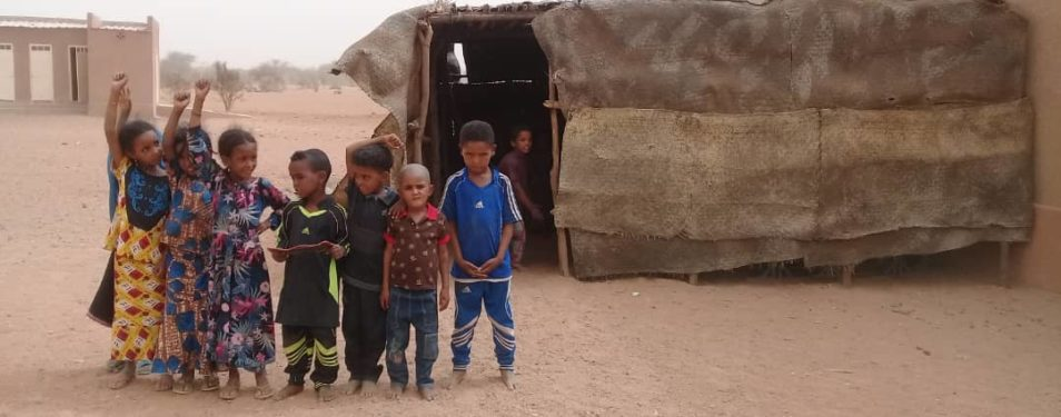 Niger: IMARAN steht Schulen bei!