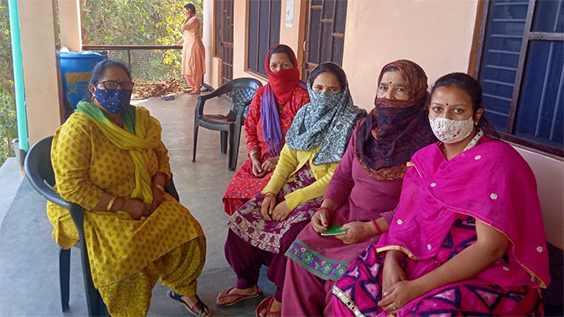 Indien: Krisenmanagement von Nishtha
